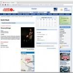 publication ouest-france concert groovythingz