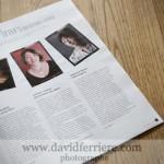 LOVE LUX dans la publication INFRAROUGE