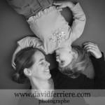Un portrait mère-fille …