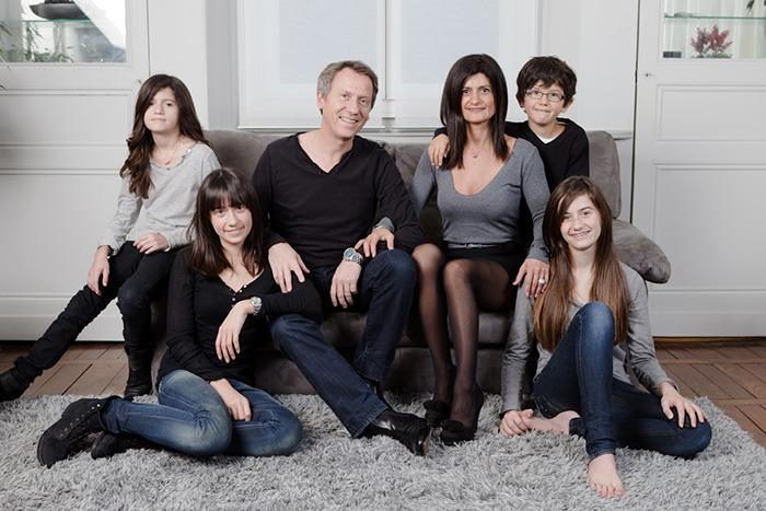 Studio photographe rennes portrait mariage entreprise portraits de famille - Photo de famille originale ...
