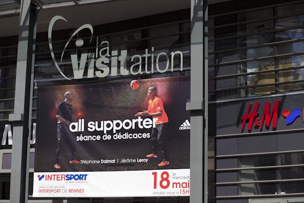 adidas-f50-affiche-dedicace-dalmat-leroy-rennes-intersport-la-visitation-1