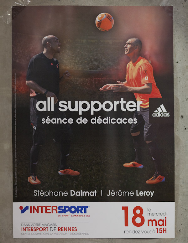 adidas-f50-affiche-dedicace-dalmat-leroy-rennes-intersport-la-visitation-2