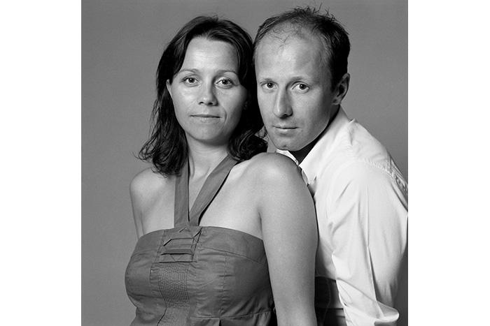 Rennes photographe portrait couple