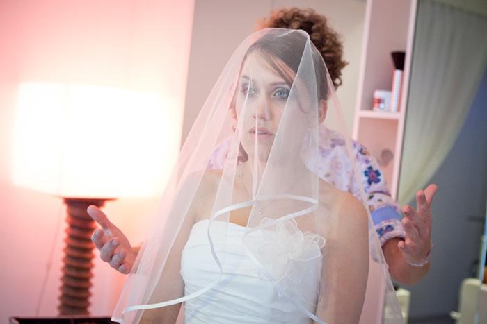 mariage rennes ille et vilaine voile de la mariee