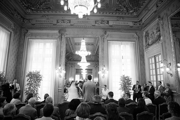 se marier à rennes reportage photo mairie