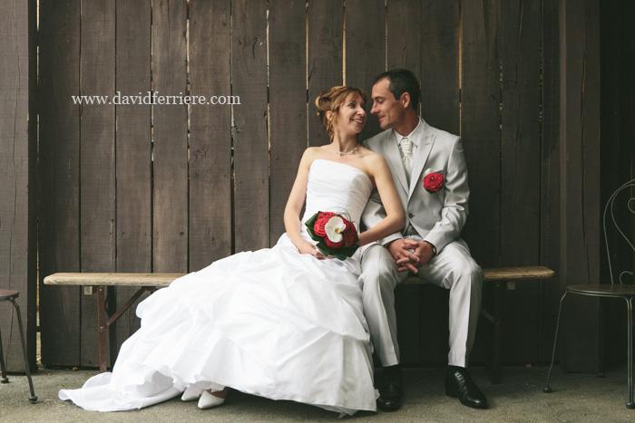 photographe mariage chantepie manoir de la haute pilais