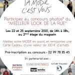 «La Mode c'est Vous» avec les Galeries Lafayettes à Rennes