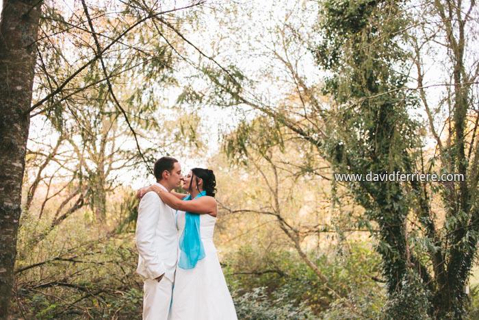 mariage bretagne guiscriff en automne