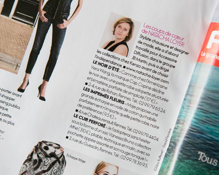 elle magazine fevrier 2014