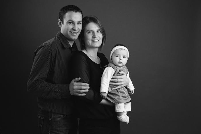 rennes photographe portrait de bebe en famille
