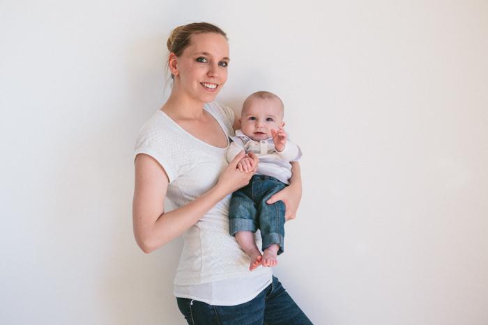 photographe rennes portrait baby