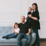 une séance Portrait de Famille à Rennes