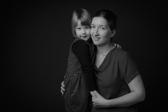 rennes photographe portrait enfant famille studio