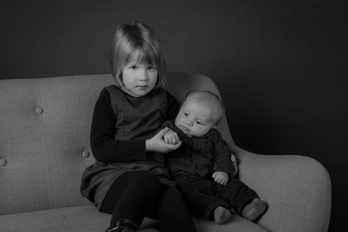 rennes photographe portrait frere soeur