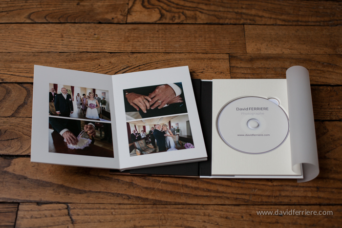 dvd photo de mariage