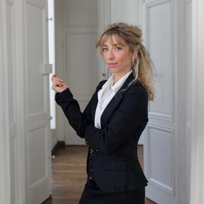 portrait pro corporate entreprise rennes sophie guinet consultante
