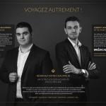 Portraits BREIZHCAB et VTC35 pour l'Agence LDP