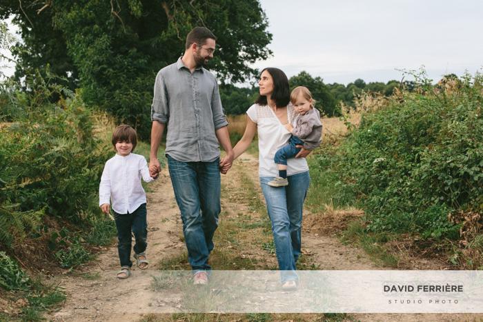 offrir séance photo portrait de famille