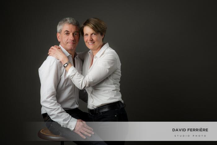 portrait en couple parents famille rennes