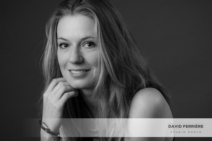 photographe rennes studio portrait femme feminin solo