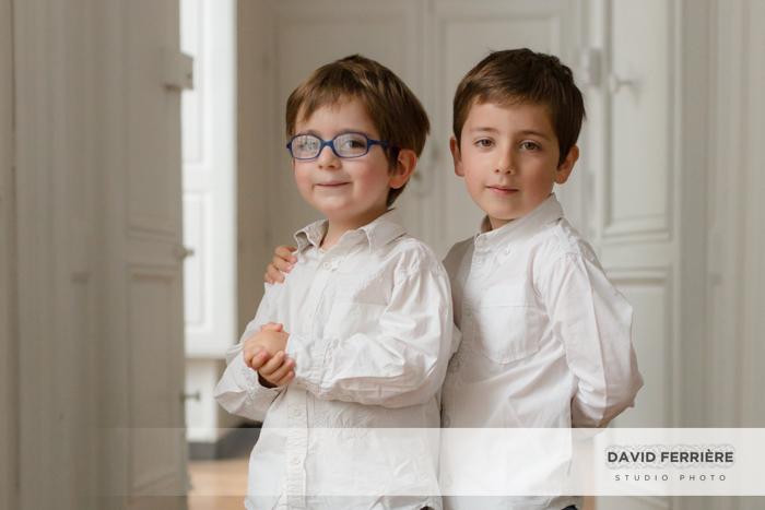 comment habiller vos enfants pour une séance photo portrait