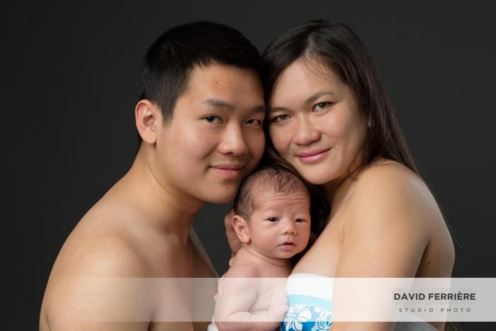 portrait naissance nouveau né bébé rennes