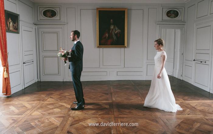 seance découverte mariage chateau de la robinais bretagne