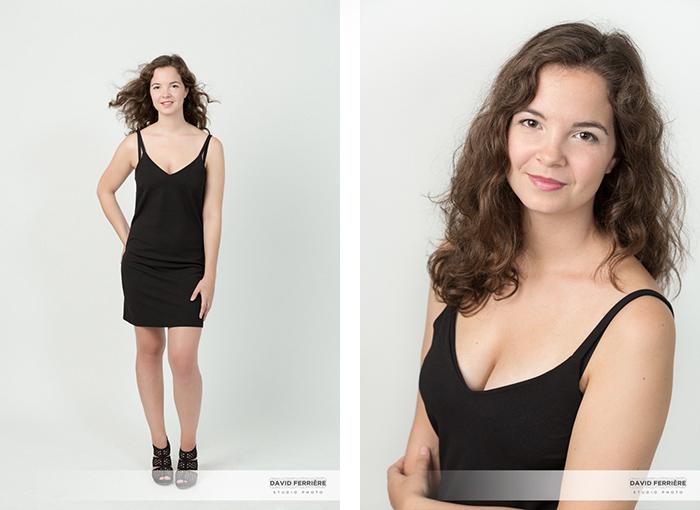 seance portrait book comédien casting rennes
