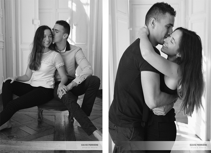 photo de couple amoureux originale rennes