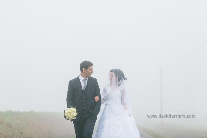 se marier en hiver avec des photos originales