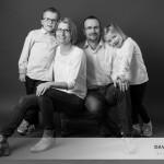 Mademoiselle M., Monsieur C. et leurs Parents