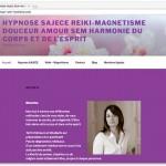 Portrait de Séverine GADBOIS, créatrice du site «amour-sem-harmonie.com»