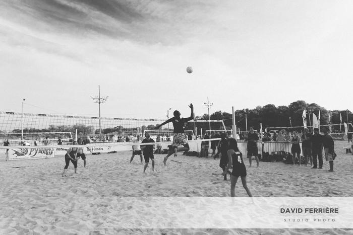 le plus grand tournoi de beach volley dans l'ouest