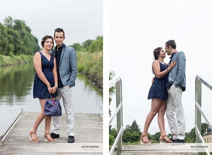 rennes shooting photo couple amoureux love exterieur