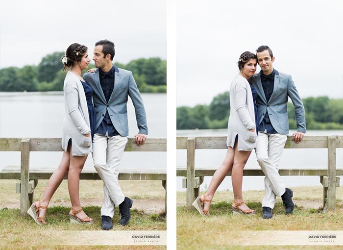 offrir une seance portrait en amoureux beau couple