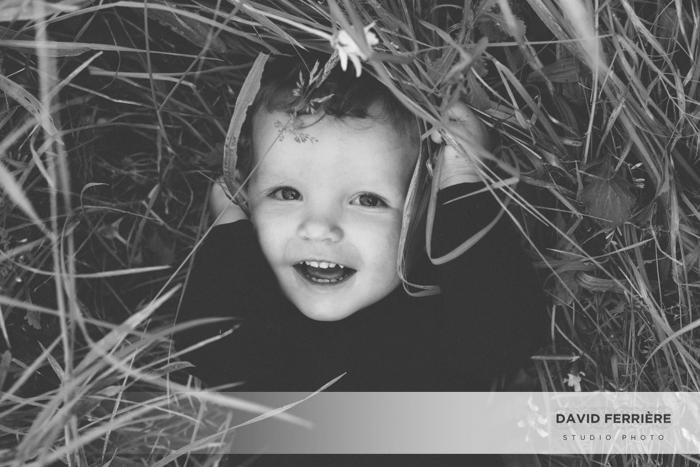 photo de bebe noir et blanc enfant rennes
