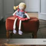 La poupée de Mademoiselle B.
