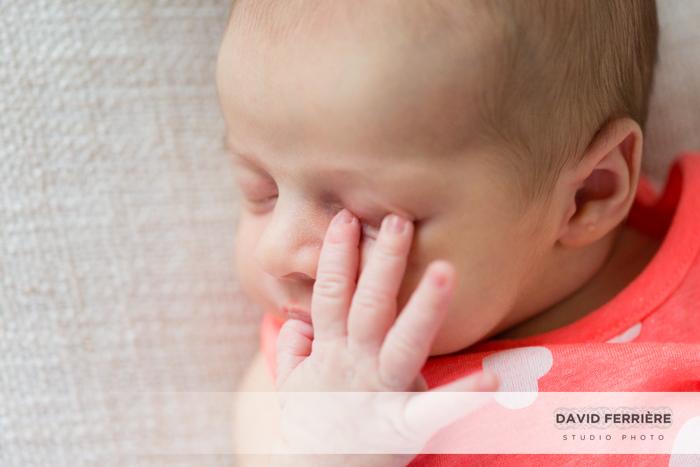 portrait de bébé photo naissance rennes