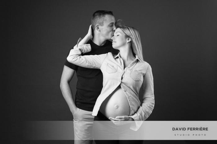 portrait femme enceinte grossesse rennes