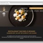 Reportage pour le restaurant RACINES à Rennes