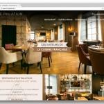 Reportage pour le restaurant LE PALATIUM à Laval