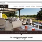 Reportage pour la Brasserie Restaurant Chez Edgar