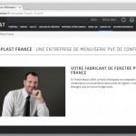 Portrait pour OKNOPLAST France