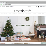 Noël approche à grands pas chez Jungle by Jungle