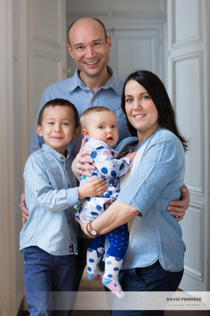 shooting portrait de famille rennes photographe