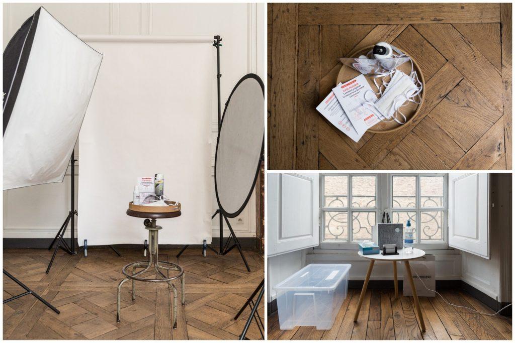 studio shooting photo rennes