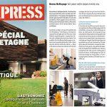Reportage Chez NEVEU NETTOYAGE pour l'Express