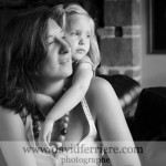 Mademoiselle S. et sa Maman …