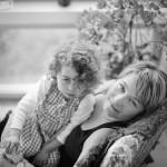 Mademoiselle L. et sa Maman