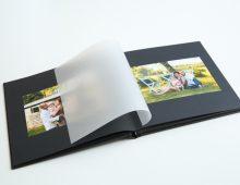 Album «relié» format 25 x 25 cm 10 pages